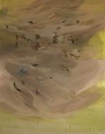 Oscar I. Contreras Rojas-Berbers-olio su tela 180x80cm